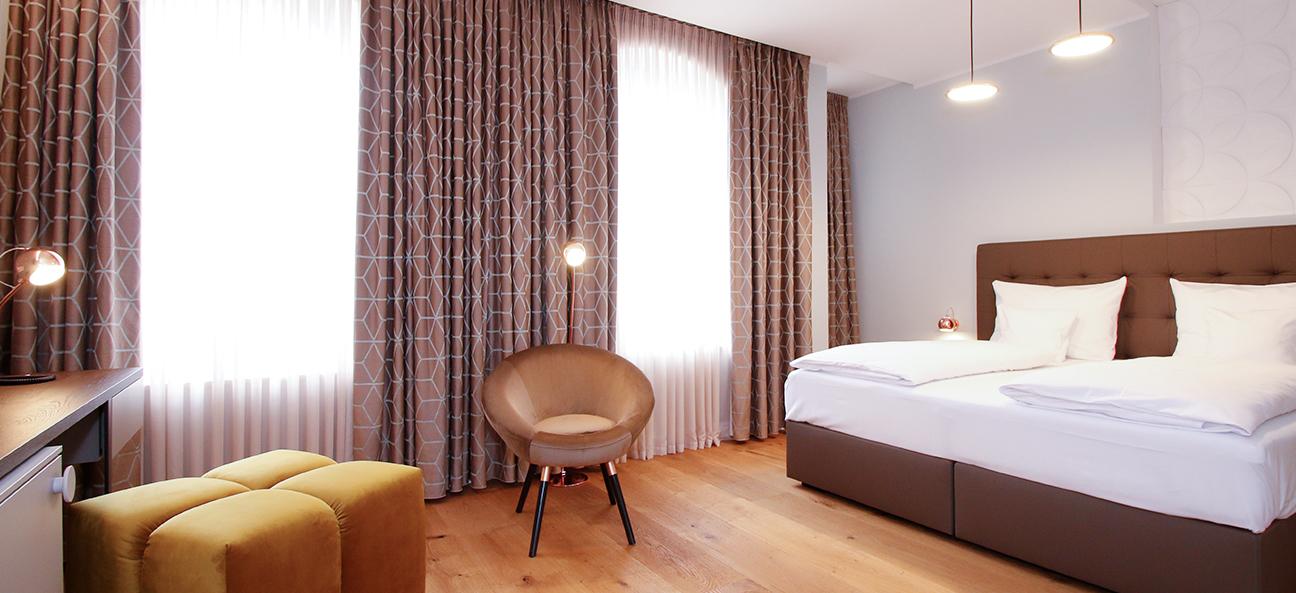 Amelie Landau Superior Doppelzimmer